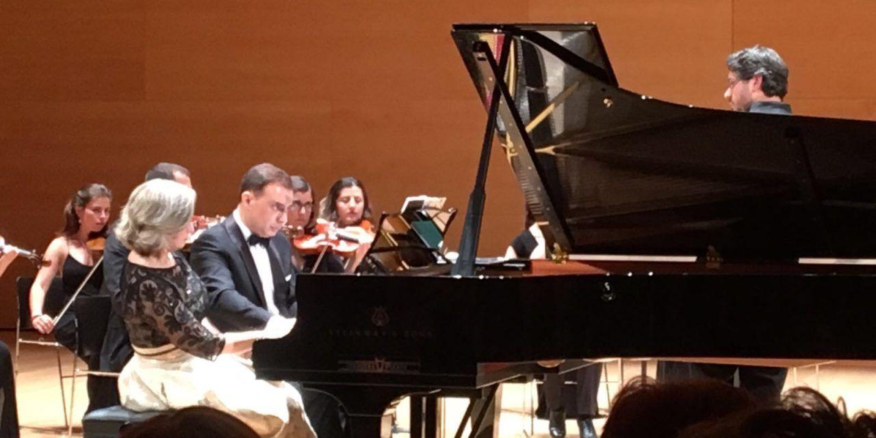CARLES & SOFÍA PIANO DÚO CONSTITUYEN SU PROPIA FUNDACIÓN