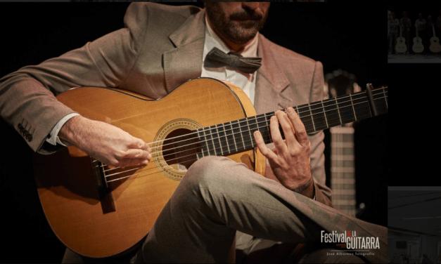 VUELVE EL FESTIVAL INTERNACIONAL DE LA GUITARRA DE GRANADA