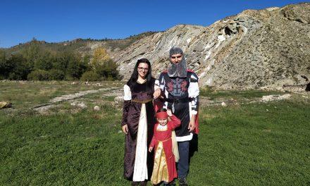 Celebración del 760 aniversario de la visita del Rey Jaime I a las Reales Salinas de Arcos de las Salinas