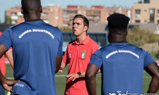 Dani Guindos habla de sus primeras experiencias como entrenador de Guinea Ecuatorial