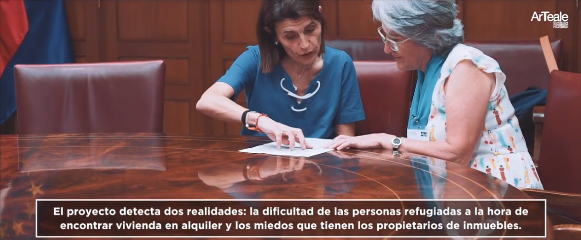 Fundación Arteale: Inclusión social a través de Derecho Colaborativo