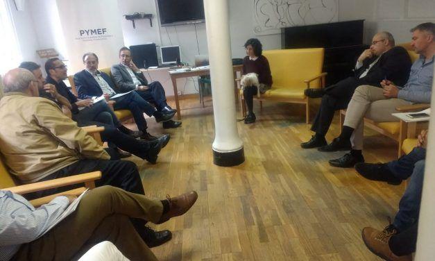 Crónica de la I Reunión de PYMEF