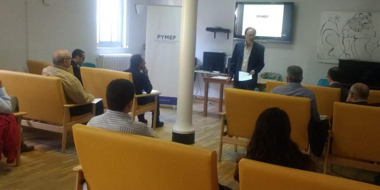 I Reunión de PYMEF: Gracias a todos