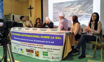 LA FUNDACIÓN REALES SALINAS DE ARCOS PONENTE EN EL III CONGRESO INTERNACIONAL SOBRE LA SAL