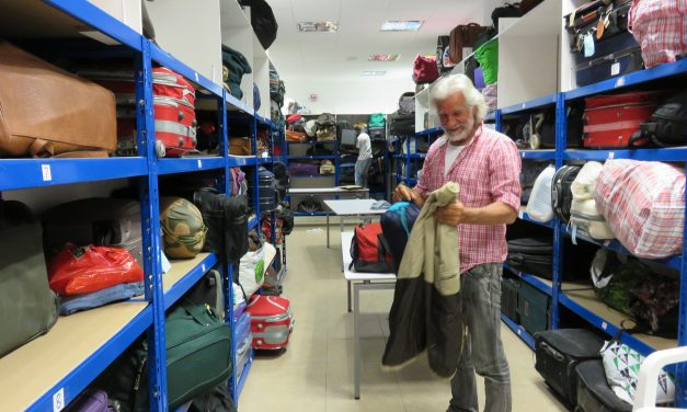 La Fundación San Blas con las personas sin hogar estas Navidades