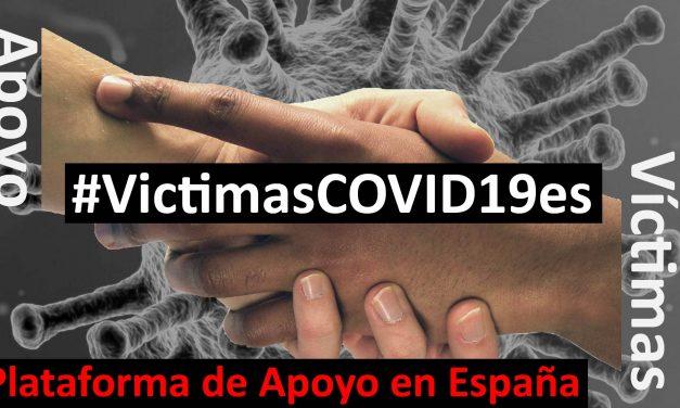 La Fundación Fundalib crea la primera Plataforma de Apoyo a las Víctimas de la Covid-19