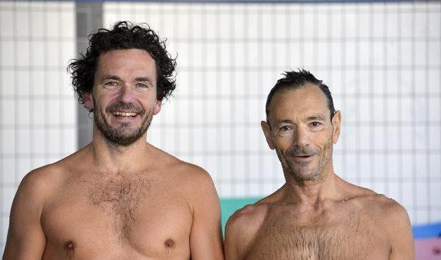De Menorca a Mallorca a nado para dar visibilidad a ARAPRODE