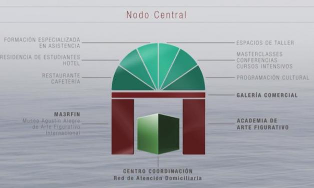 El nuevo proyecto de la Fundación Agustín Alegre, un complejo cultural autosostenible que nutrirá a dos redes